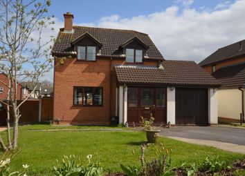 Thumbnail 4 bed detached house for sale in The Parade, Hornchurch Road, Bowerhill, Melksham