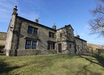 Thumbnail 5 bed detached house for sale in Lothersdale, Keighley