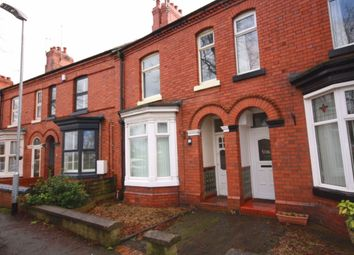 Thumbnail 3 bed terraced house to rent in The Crescent, Nantwich