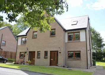 Thumbnail 4 bed property for sale in Kirk Brae, Maybole