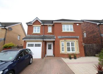 Thumbnail 4 bed detached house for sale in Morven Drive, Motherwell, North Lanarkshire