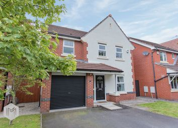 Thumbnail 4 bed detached house for sale in Harrington Close, Bury