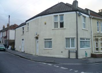 Thumbnail 1 bed flat to rent in Chessel Street, Southville