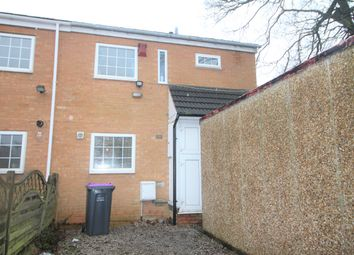 Thumbnail 3 bed end terrace house to rent in Birchmore, Brookside, Telford