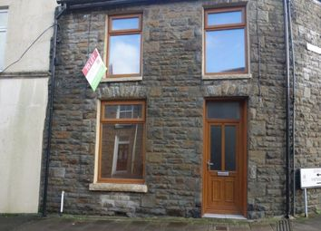 Thumbnail 3 bed terraced house to rent in Queen Street, Ton-Pentre