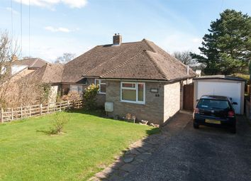 Thumbnail 3 bed bungalow for sale in Hillview Road, Canterbury