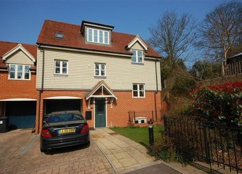 Thumbnail 4 bed detached house to rent in Noahs Court Gardens, Hertford