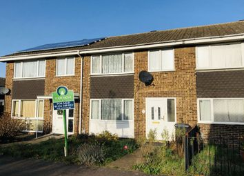 Thumbnail 3 bed terraced house for sale in Walnut Walk, Kempston, Bedford