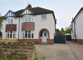 Thumbnail 3 bed semi-detached house for sale in Hillcrest Road, Hasland, Chesterfield