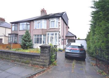 4 bed semi-detached house for sale in Holmefield Road, Aigburth, Liverpool L19