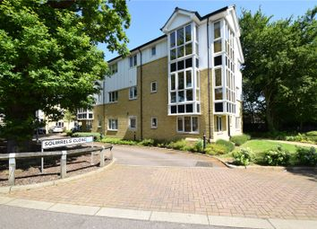 Thumbnail 2 bed flat for sale in Hazelnut House, Squirrels Close, Swanley, Kent