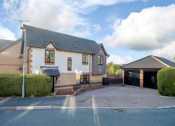 Thumbnail 4 bed detached house for sale in Lewis Way, Chepstow, Monmouthshire