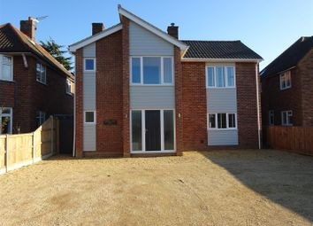 Thumbnail 4 bed detached house for sale in Tuddenham Road, Ipswich