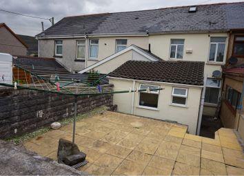 Thumbnail 3 bed terraced house for sale in Broniestyn Terrace, Aberdare