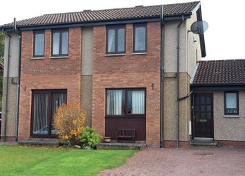 Thumbnail 4 bed detached house for sale in Heathpark Place, Selkirk