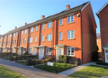 Thumbnail 4 bed town house for sale in Miles Road, Mitcham