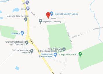 Ash Lane, Hopwood, Alvechurch, Birmingham B48