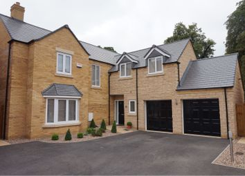 Thumbnail 5 bed detached house for sale in Primrose Close, Oakham