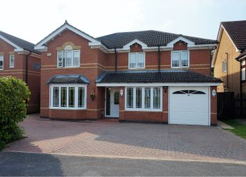 Thumbnail 5 bedroom detached house for sale in Spindlewood, Brough