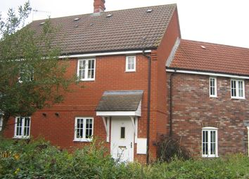 Thumbnail 2 bed terraced house to rent in North Fields, Sturminster Newton