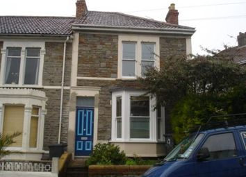 Thumbnail 2 bed terraced house to rent in Whiteway Road, St. George, Bristol