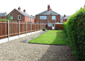 Thumbnail 3 bed semi-detached house for sale in Elsie Street, Goole