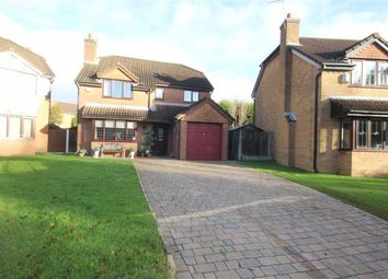 Thumbnail 4 bed detached house to rent in Averhill, Worsley, Manchester