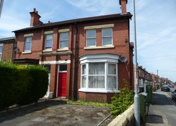 Thumbnail 1 bed flat to rent in West Street, Crewe, Cheshire