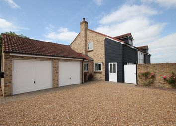 Thumbnail 5 bed detached house for sale in North Street, Wicken, Ely