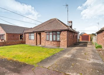 Thumbnail 3 bed detached bungalow for sale in Beaupre Avenue, Outwell, Wisbech