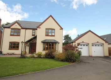 Thumbnail 5 bed detached house for sale in Inch Murrin, St. Martins, Oswestry