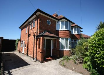 Thumbnail 3 bed semi-detached house for sale in Southolme Drive, ., York, North Yorkshire