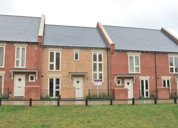 Thumbnail 3 bed terraced house to rent in Knot Tiers Drive, Upton