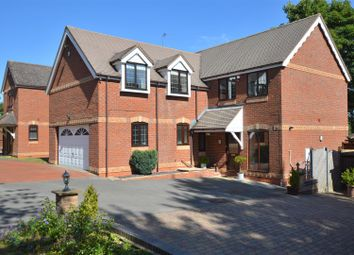 Thumbnail 5 bed detached house for sale in Quarndon View, Allestree, Derby