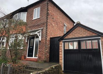 Thumbnail 3 bed semi-detached house to rent in Bedford Road, Macclesfield