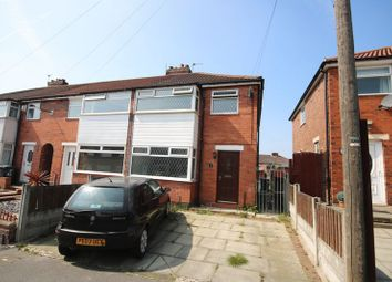 Thumbnail 3 bed semi-detached house to rent in Harewood Road, Irlam, Manchester
