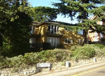 Thumbnail 2 bed flat to rent in Mansfield Road, Parkstone, Poole