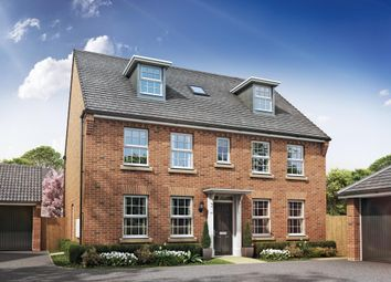 "Thumbnail 5 bed detached house for sale in ""Buckingham"" at Butt Lane, Thornbury, Bristol"