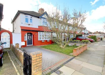 Thumbnail 3 bedroom end terrace house for sale in Harrow Drive, Edmonton