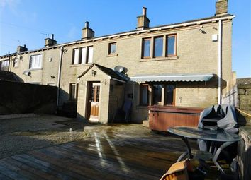 Thumbnail 4 bedroom end terrace house for sale in Croft House Road, Wibsey, Bradford