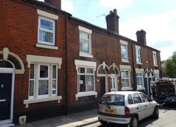 Thumbnail 2 bed terraced house to rent in 59, Woolrich Street, Middleport, Stoke-On-Trent