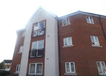 Thumbnail 2 bed flat to rent in Jovian Way, Ipswich