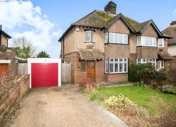 Thumbnail 3 bed semi-detached house for sale in The Ridge, Hastings
