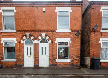 Thumbnail 2 bed semi-detached house for sale in Clumber Street, Long Eaton, Nottingham