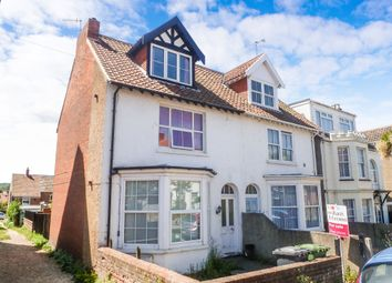 Thumbnail 2 bed flat for sale in Cliff Road, Sheringham