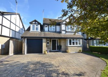Thumbnail 4 bed detached house for sale in Burford Close, Luton