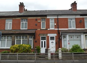 Thumbnail 4 bedroom terraced house for sale in Bury New Road, Whitefield, Manchester