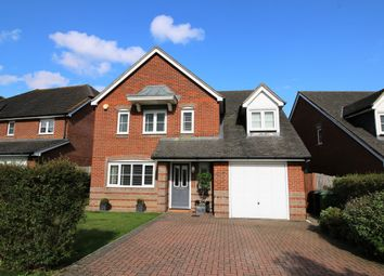 Thumbnail 5 bed detached house for sale in Dorset Crescent, Highfields, Basingstoke