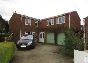 Thumbnail 5 bed detached house for sale in Reading Close, Washingborough, Lincoln