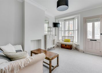 Priory Road, London W4. 2 bed terraced house